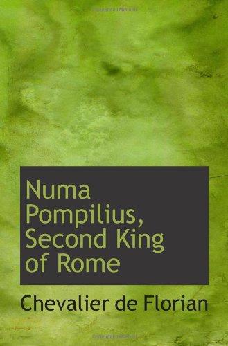9781103534173: Numa Pompilius, Second King of Rome