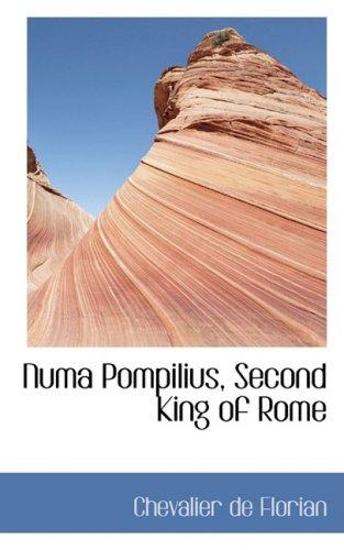9781103534234: Numa Pompilius, Second King of Rome