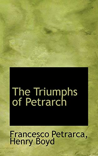 The Triumphs of Petrarch (1103568469) by Petrarca, Francesco