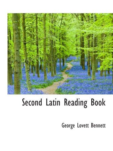 9781103583171: Second Latin Reading Book
