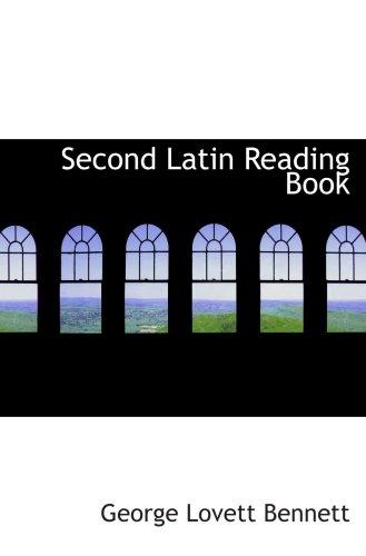 9781103583188: Second Latin Reading Book
