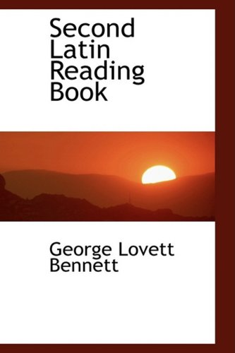 9781103583201: Second Latin Reading Book