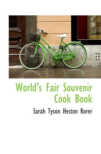 9781103610686: World's Fair Souvenir Cook Book