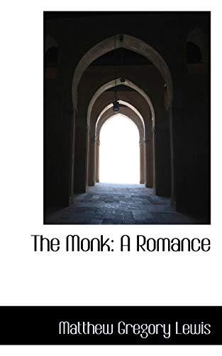 9781103615919: The Monk: A Romance