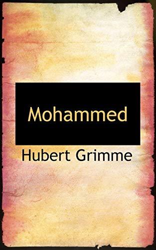 9781103631681: Mohammed