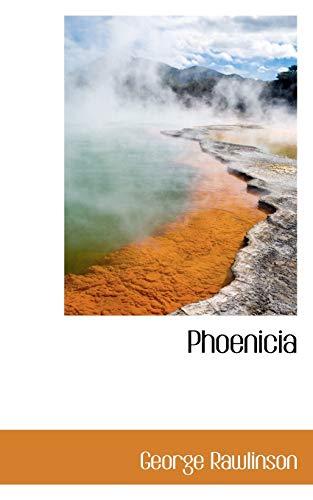9781103655373: Phoenicia
