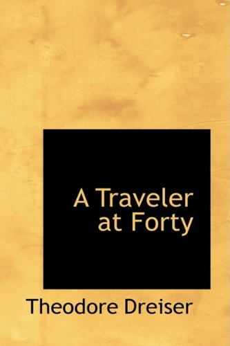 9781103660841: A Traveler at Forty