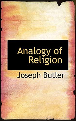 9781103700448: Analogy of Religion