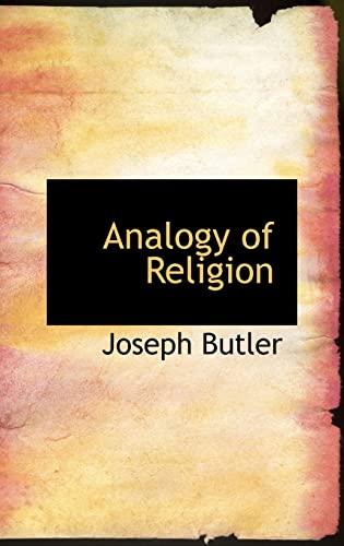 9781103700486: Analogy of Religion