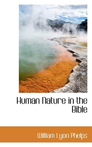 9781103726868: Human Nature in the Bible