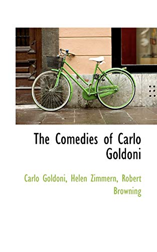 9781103762521: The Comedies of Carlo Goldoni (Bibliolife Reproduction Series)