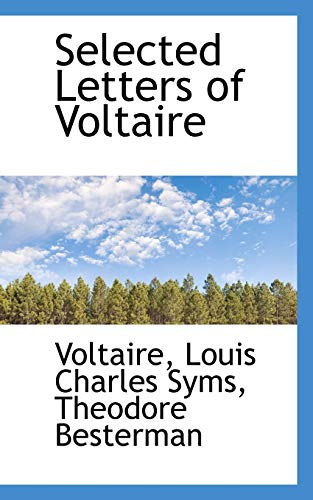 9781103772391: Selected Letters of Voltaire