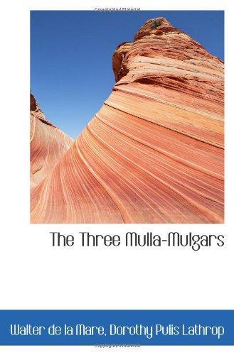 9781103803613: The Three Mulla-Mulgars