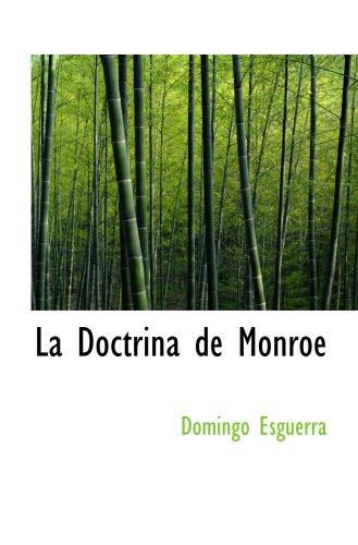 9781103804573: La Doctrina de Monroe
