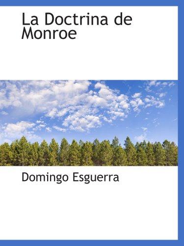 9781103804627: La Doctrina de Monroe