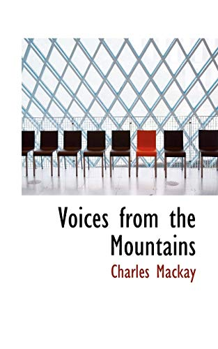9781103810048: Voices from the Mountains