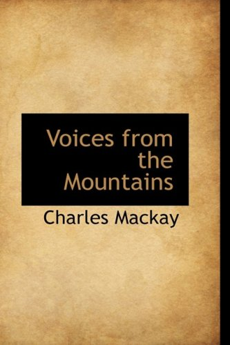 9781103810116: Voices from the Mountains