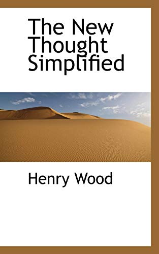 9781103831104: The New Thought Simplified