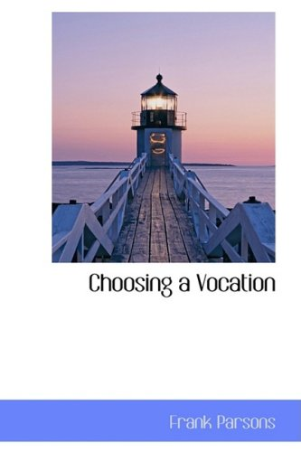 9781103872770: Choosing a Vocation