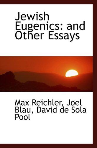 9781103874842: Jewish Eugenics: and Other Essays