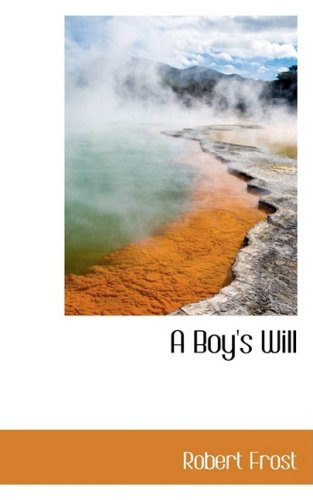 9781103904242: A Boy's Will