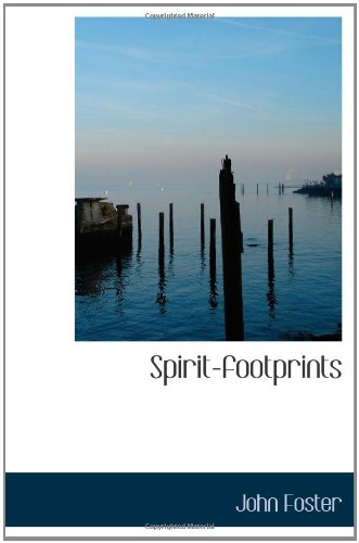 9781103927784: Spirit-footprints