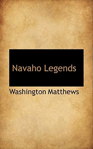 9781103959181: Navaho Legends