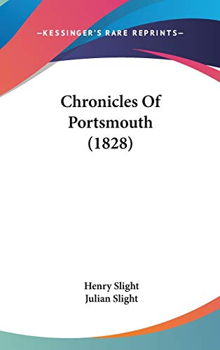 9781104105204: Chronicles Of Portsmouth (1828)