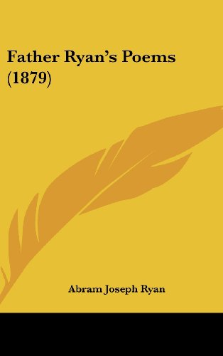 9781104105228: Father Ryan's Poems (1879)