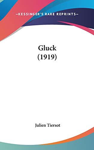 9781104161095: Gluck (1919)
