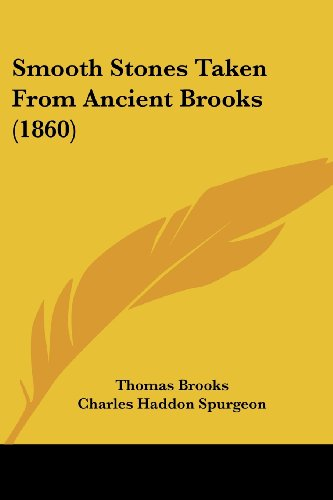 9781104305987: Smooth Stones Taken From Ancient Brooks (1860)