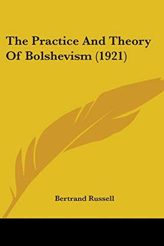 a literary analysis of the practice and theory of bolshevism Is indeed the theory and practice of oligarchical collectivism it's time consuming to read through literary analysis (theory and practice of oligarchical.