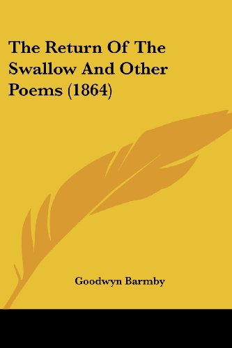 Swallows: Poems to Mihaela