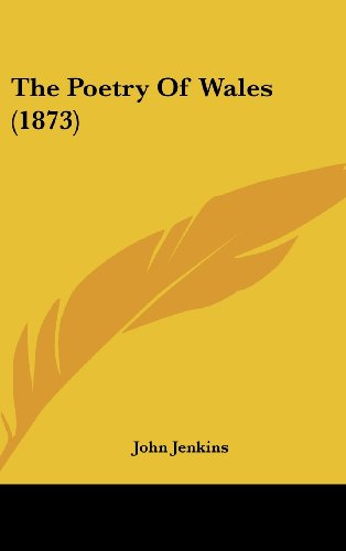 9781104337209: The Poetry Of Wales (1873)