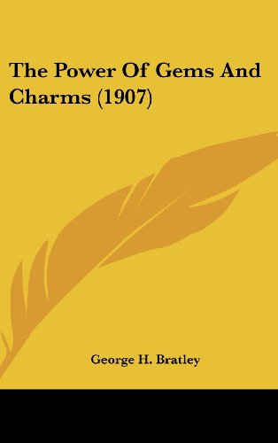 9781104340810: The Power Of Gems And Charms (1907)