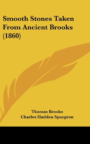 9781104345075: Smooth Stones Taken From Ancient Brooks (1860)