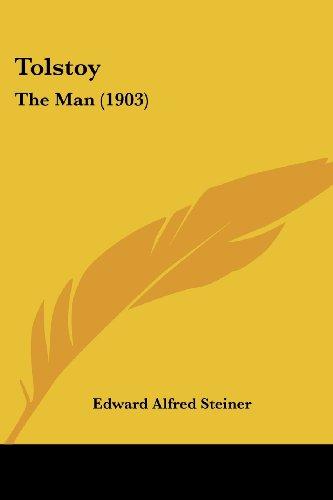 9781104416454: Tolstoy: The Man (1903)