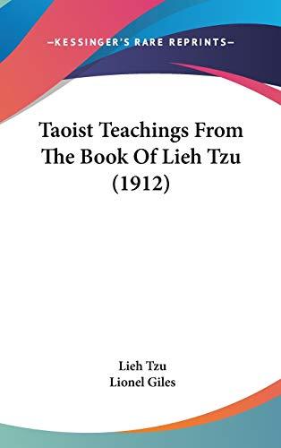 9781104418663: Taoist Teachings from the Book of Lieh Tzu