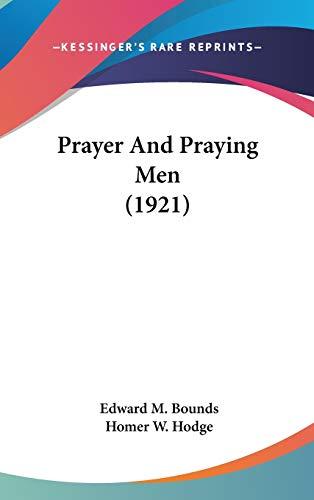 9781104424695: Prayer And Praying Men (1921)