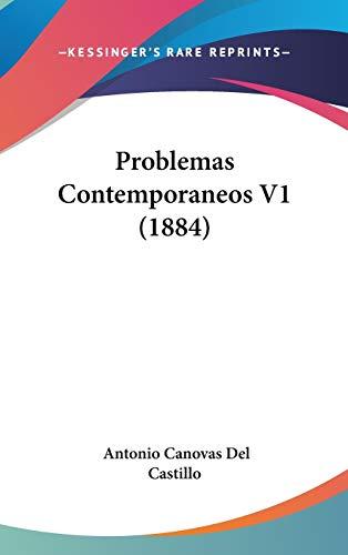 9781104453428: Problemas Contemporaneos V1 (1884) (Spanish Edition)