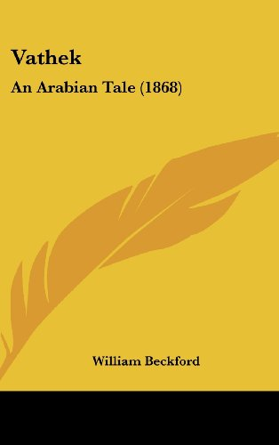 9781104556082: Vathek: An Arabian Tale (1868)