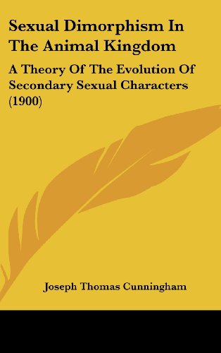 an overview of the theories about evolution of secondary sexual character Secondary sex characteristics are features that appear during puberty in humans, and at sexual maturity in other animals these are particularly evident in the sexually dimorphic phenotypic traits that distinguish the sexes of a species, but unlike the sex organs, are not directly part of the reproductive system.