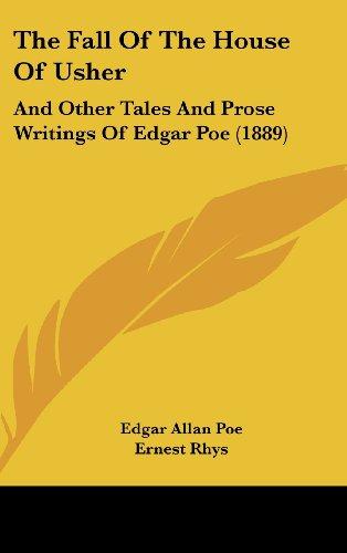 Fall of the House of Usher: Edgar Allan Poe