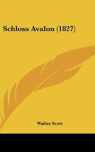 9781104575915: Schloss Avalon (1827)
