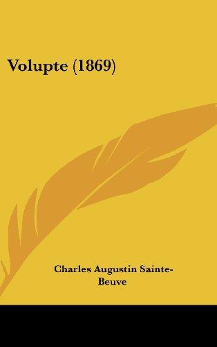 9781104580742: Volupte (1869)