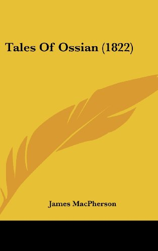 9781104684532: Tales Of Ossian (1822)