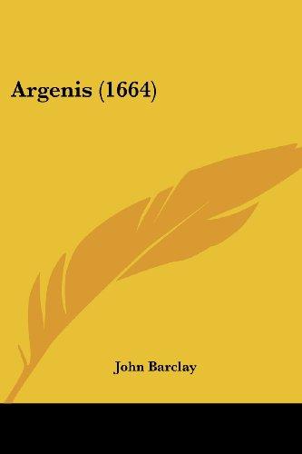 9781104774059: Argenis (1664)