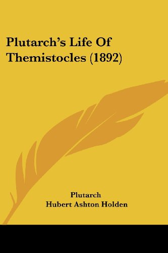 9781104782467: Plutarch's Life of Themistocles (1892)