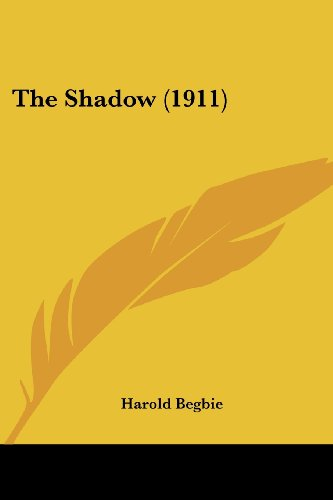 9781104784980: The Shadow (1911)