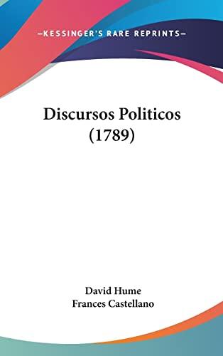 9781104801670: Discursos Politicos (1789) (Spanish Edition)